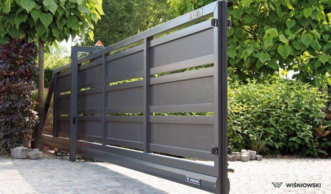 WIŚNIOWSKI: Kolekcja ogrodzeń MODERN - AW.10.109