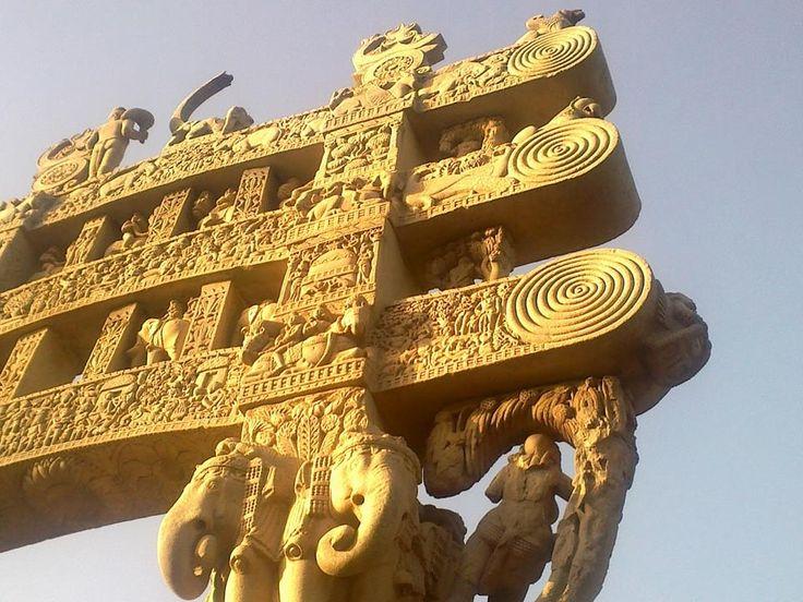 Sanchi Stupa, Buddhist