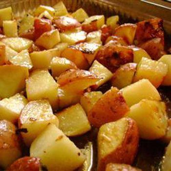 Garlic Red Potatoes | Recipes | Pinterest