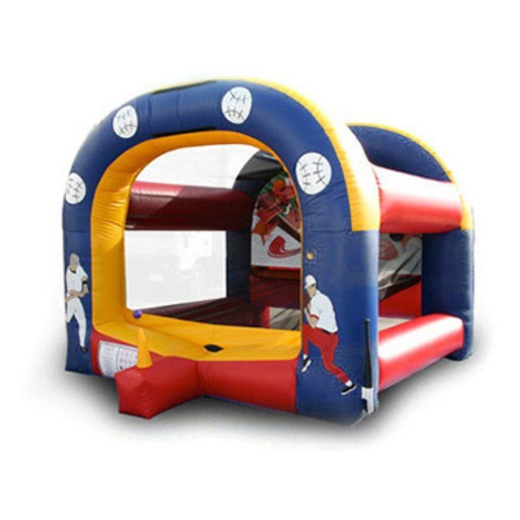 EZ Inflatables Tee Ball Inflatable Bounce House - I162A
