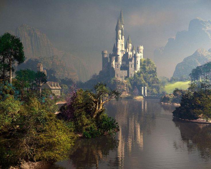 castle fantasy medieval