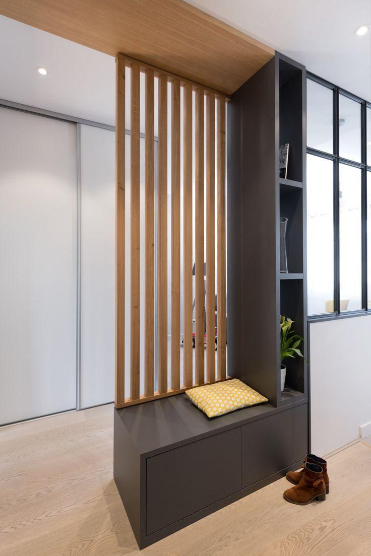 Le charme d'une verrière – MARION LANOE, Architecte d'intérieur et dé…