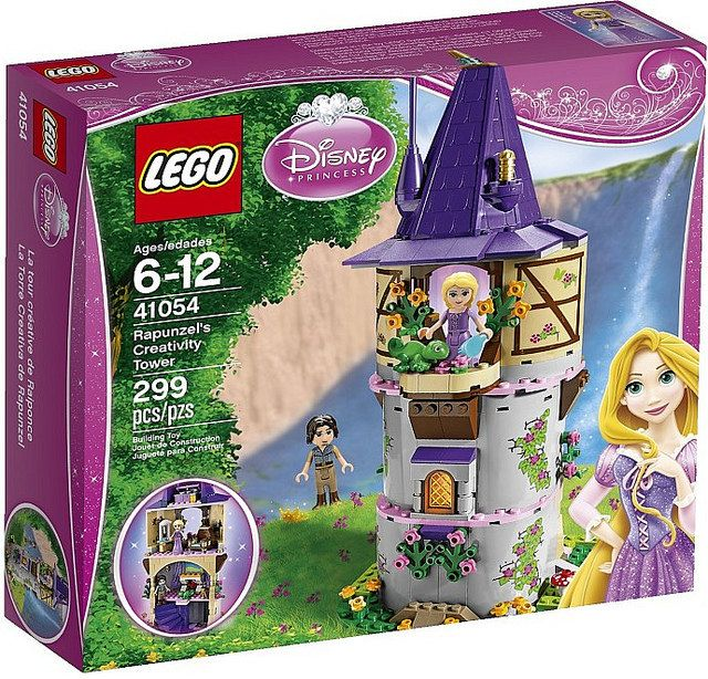 Disney Princess Lego Sets  Tangled OK we bought this and it is a pain in the neck. It hardly ever stays together. Not very durable.
