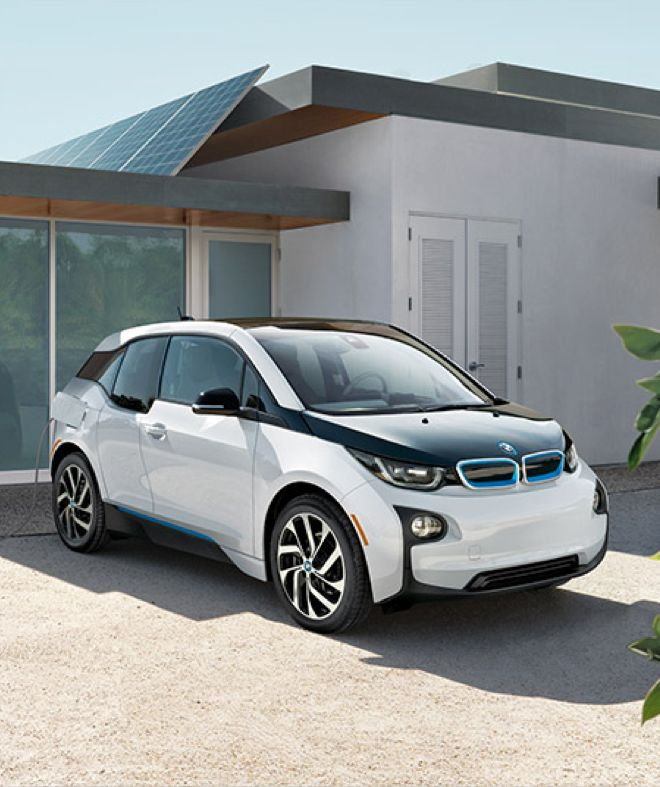 The BMW i3 is available in two versions depending on your mobility needs. The purely electric BMW i3 gets up to 114 miles per charge2 while the BMW i3 with Range Extender gets up to 180 miles in total range.3 You may also qualify to receive up to $7,500 in tax credits.
