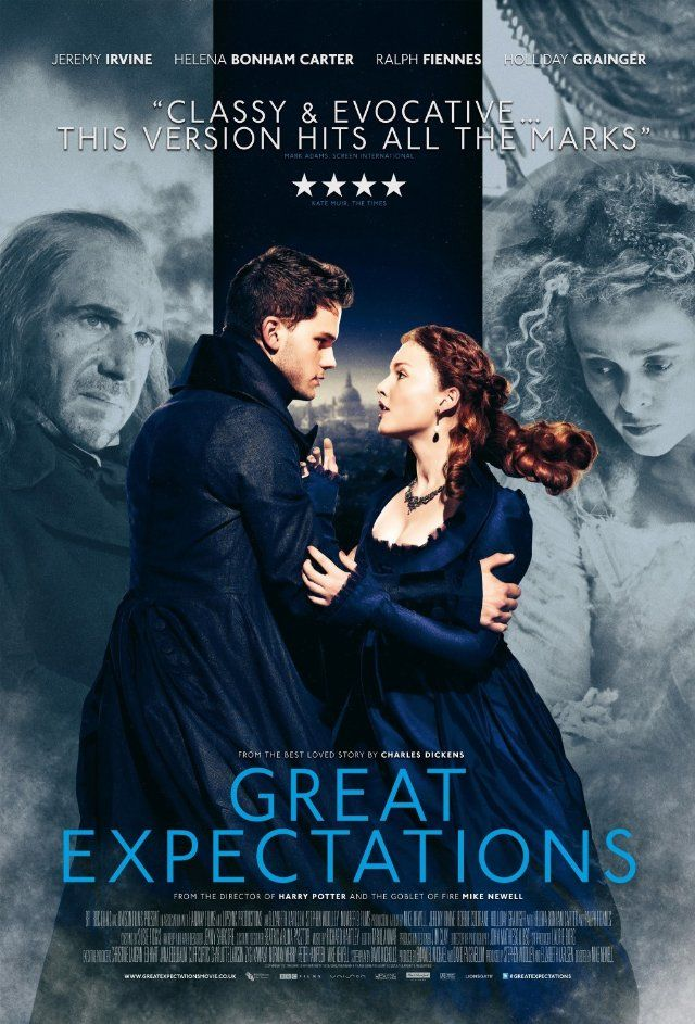 Great Expectations (2012). TOTALLY fangirling over this lately.