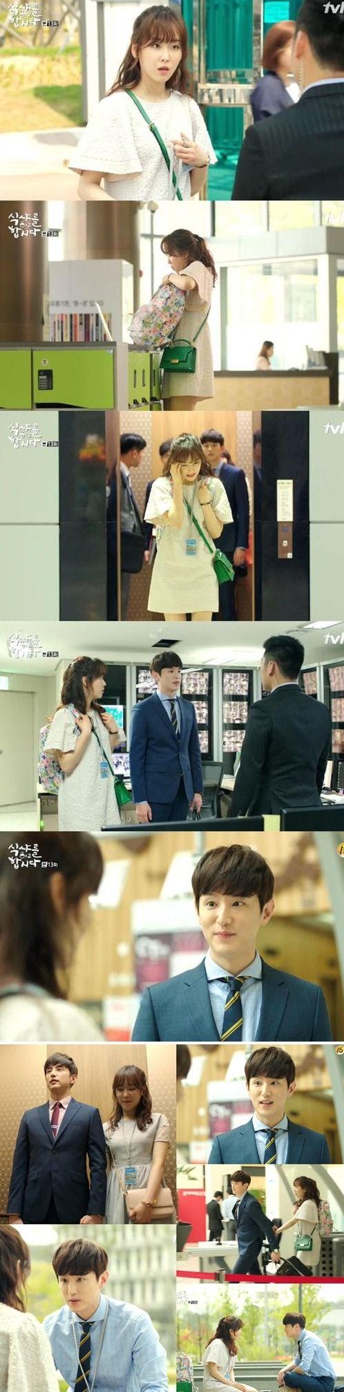 [Spoiler] Added episode 13 captures for the Korean drama 'Let's Eat - Season 2' @ HanCinema :: The Korean Movie and Drama Database