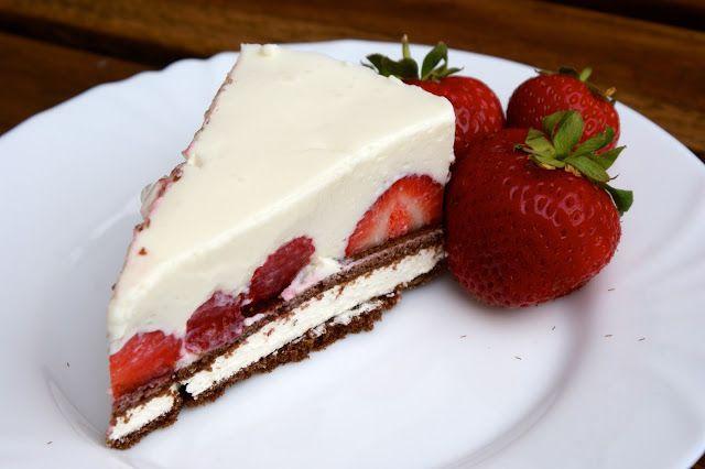 Das süsse Leben: Milchschnitten-Kühlschrank-Kuchen // Blogempfehlung