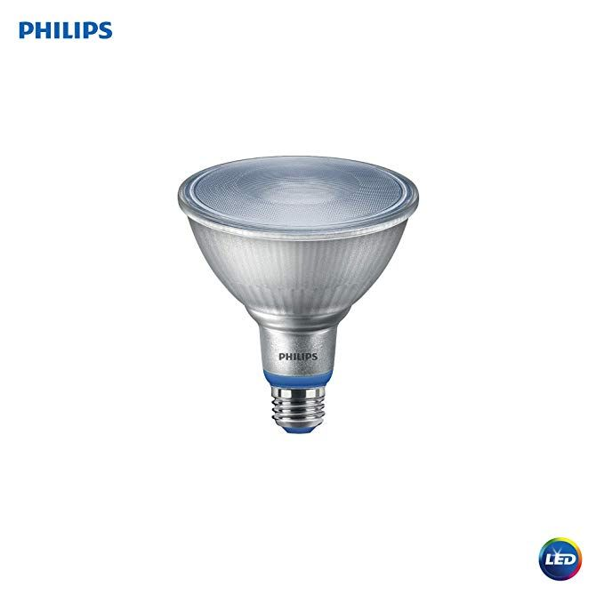 Philips 532969 Led Par38 Plant Grow Light Bulb 1200 Lumen 5000 Kelvin 16 Watt E26 Medium Screw Grow Light Bulbs Grow Lights For Plants Led Grow Light Bulbs