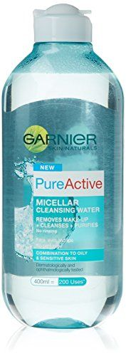 From 3.33 Pure Active Micellar Water Oily Skin 400ml