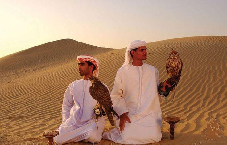 Пески эмиратов