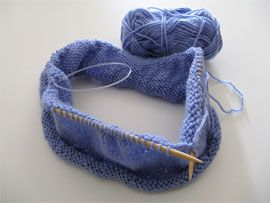 Cómo se teje con 5 agujas: Point, Agujas Circulares, Of Agujas, How, Like Knitting, Con Agujas, Learn, Scarf