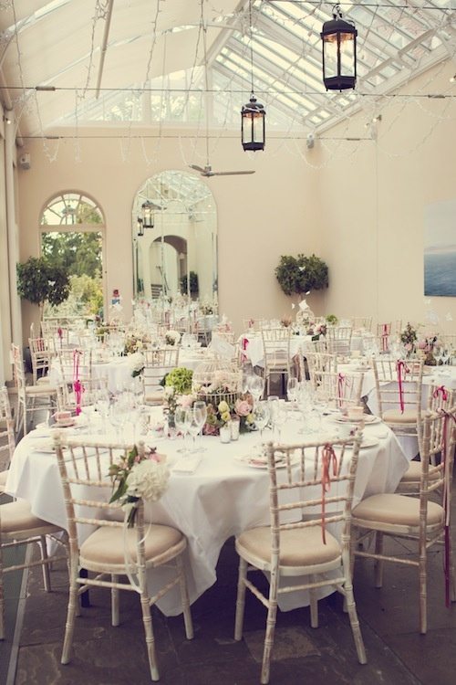 Vintage Limewashed And Shabby Chic White Chiavari Chairs For Weddings Special Events