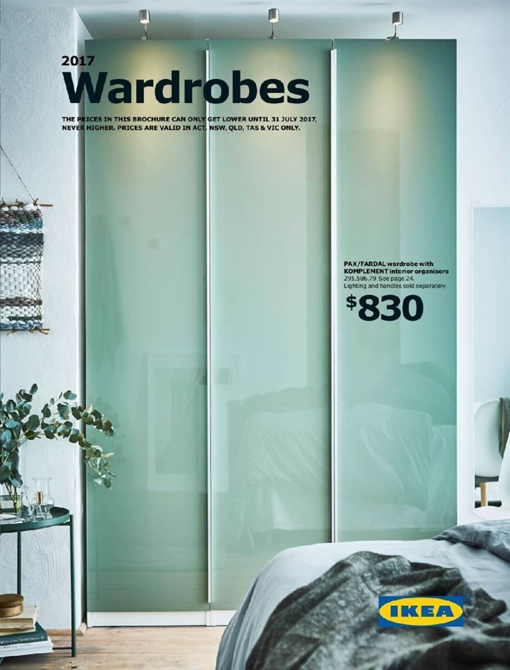 ikea catalogue wardrobes