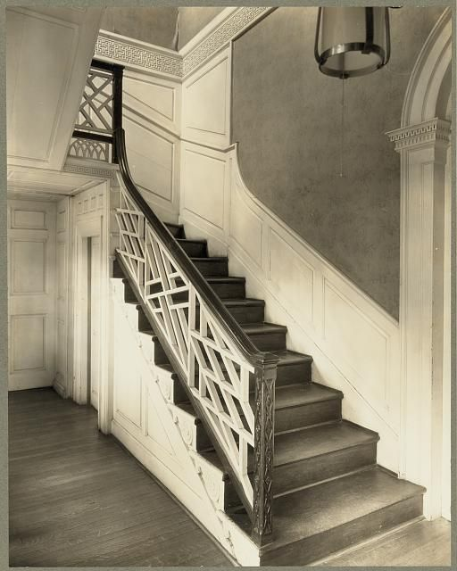 Interior Designs Stairs Location: 30 Best Images About Chinese Chippendale Stair Railings On