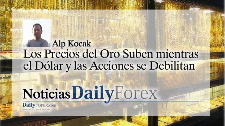 Los Precios del Oro Suben mientras el Dólar y las Acciones se Debilitan | EspacioBit -  https://espaciobit.com.ve/main/2017/05/17/los-precios-del-oro-suben-mientras-el-dolar-y-las-acciones-se-debilitan/ #Forex #DailyForex #Oro #Precios #Gold #USD
