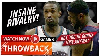 LeBron James vs Gilbert Arenas INSANE Game 6 Duel Highlights (2006 Playoffs) Cavs vs Wizards  EPIC!
