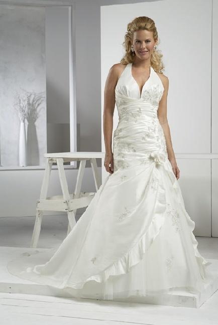 Halter top wedding dresses: Dresses Wedding, Wedding Dressses, Halter Tops, Alineprincess Halter, Summer Wedding Dresses, Dresses Wd1104, Halter Beaches, Halter Wedding Dresses, Beaches Wedding Dresses