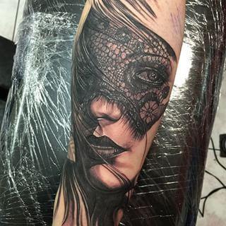 Ryan Thompson, Melbourne | 31 Australian Tattoo Artists You Should Be Following On Instagram