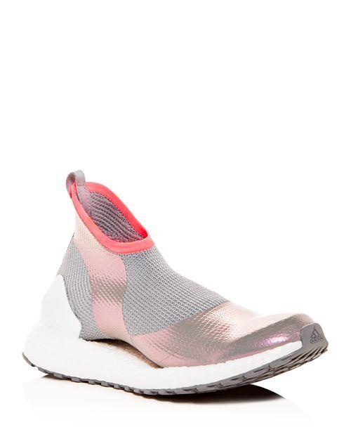 839125f73baf3 adidas by Stella McCartney - Women s Ultraboost X ATR Knit Slip-On Sneakers