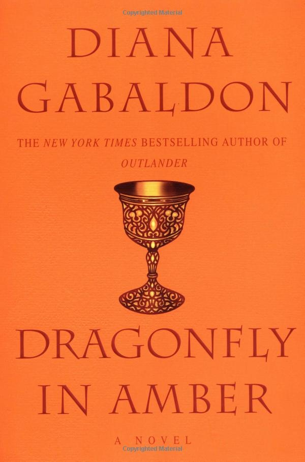 Dragonfly in Amber by Diana Gabaldon (Outlander #2)
