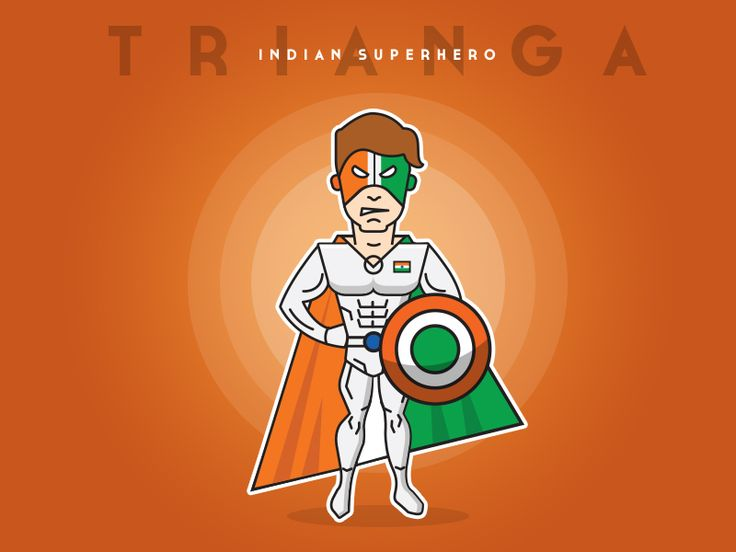 Tiranga Indian Superhero