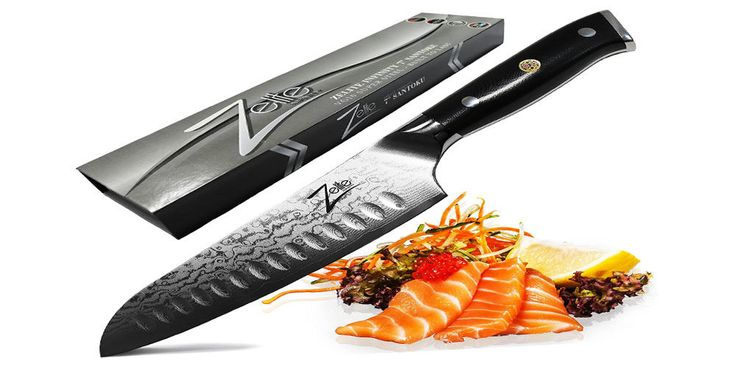 Best Santoku Knives In 2018 Review And Buying Guide | Remarkinfo