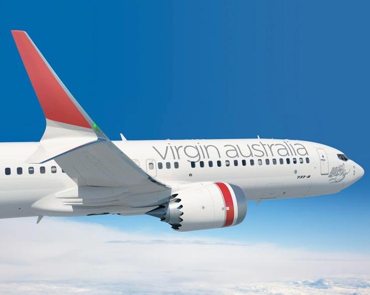 737- 800  MAX for Virgin Australia