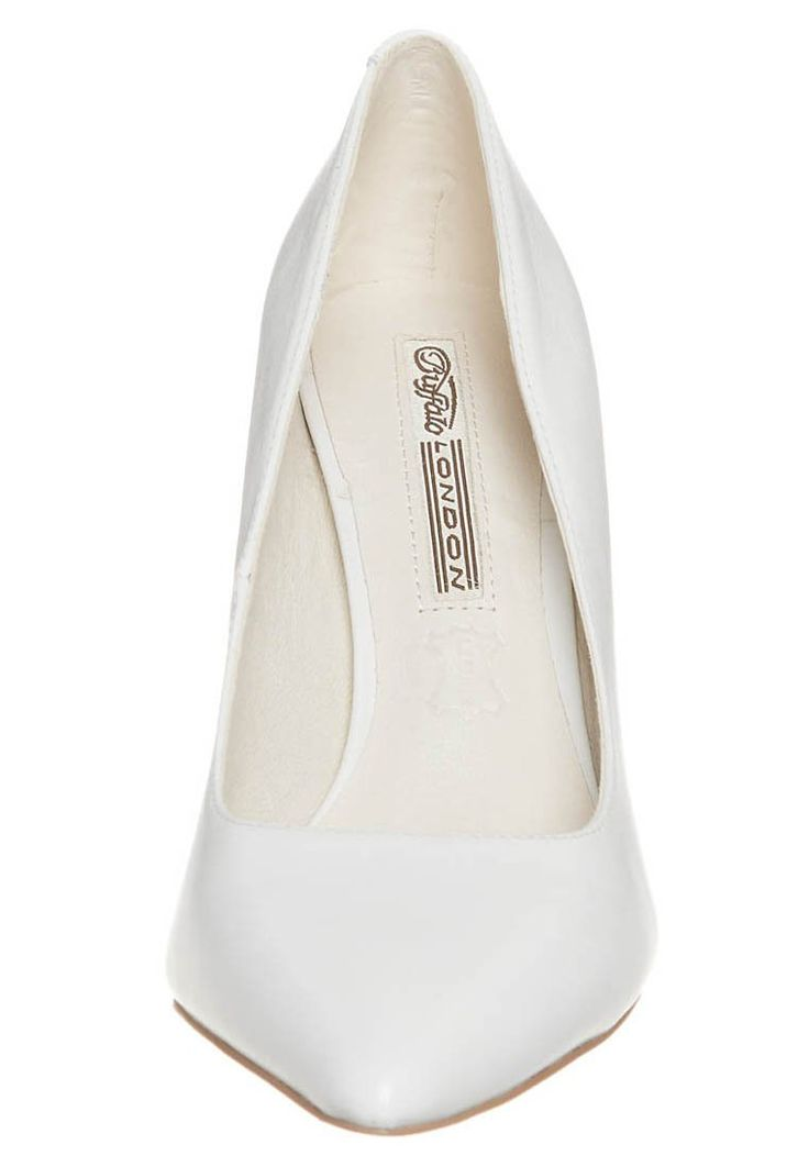 Buffalo - High Heel Pumps - silk white