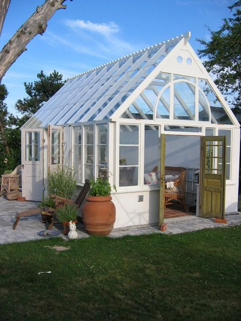Build Your Own Greenhouse Greenhouse Pinterest