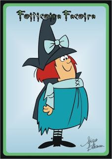 Hanna Barbera World: ENG - Winsome Witch                                                                                                                                                                                 More