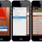 Wunderlist 2 for Mac, iPhone and iPad