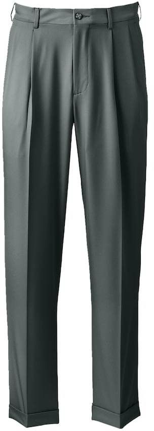 Grand Slam Big & Tall Grand Slam Performance Easy-Care Double-Pleated Golf Pants