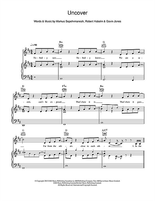 Zara Larsson: Uncover sheet music partition : Vu011bci, kteru00e9 chci koupit : Pinterest : Sheet music ...