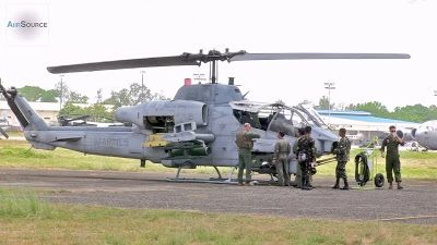 Is the Philippine Air Force Getting Bell AH-1 Cobra Attack Helicopters from Jordan?