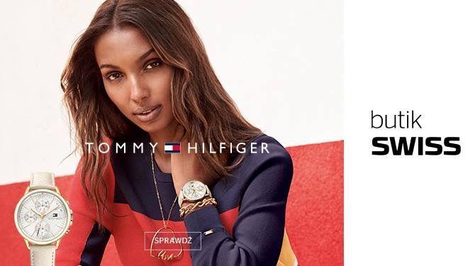 Nowa, wiosenna, przepiękna kolekcja zegarków Tommy Hilfiger zaraża pozytywną energią! Spotkajmy się w butiku SWISS.