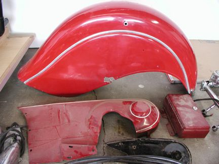 Indian Chief Motorcycle For Sale - Project Indian Chief Motorycles For Sale