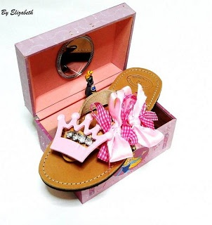 Handmade Shoes by Elizabeth: Παιδικά Σανδάλια-Bebe