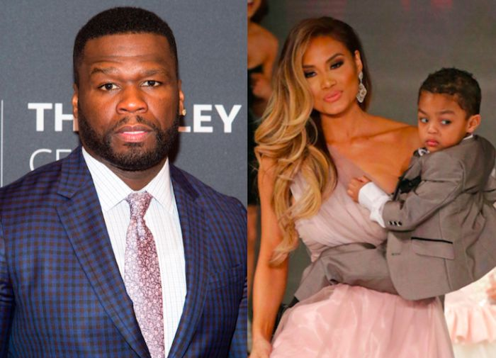 Co-Parenting Preciousness: 50 Cent & Daphne Joy Celebrate Sons 5th Birthday