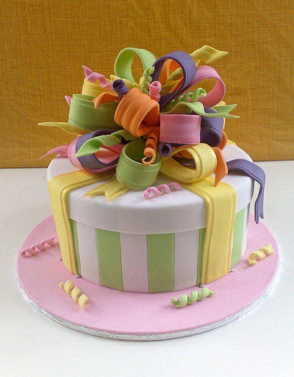 Torten dekorieren | Kuchen ideen, Coole torten und Torten