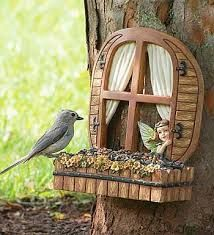 Image result for Most unusual birdfeeders