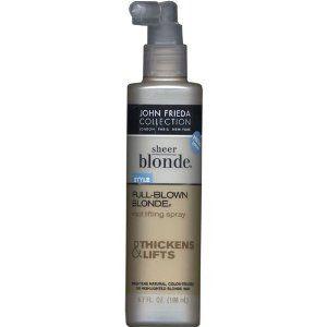 John Frieda Full Blown Blonde 10