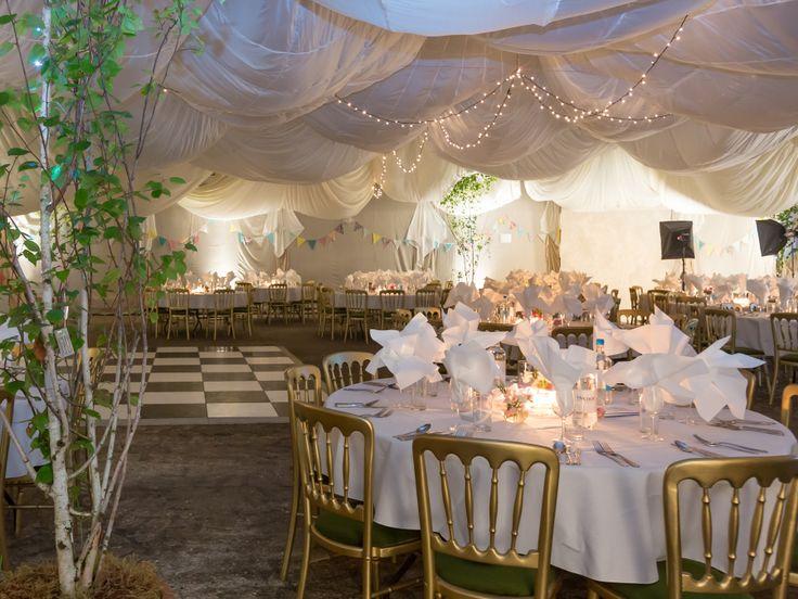 Sweet Pea Direct Wedding Table Decoration