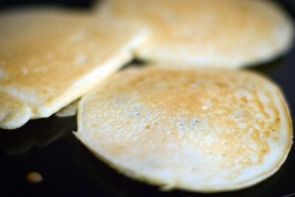 How to Cook Pancakes Outdoors