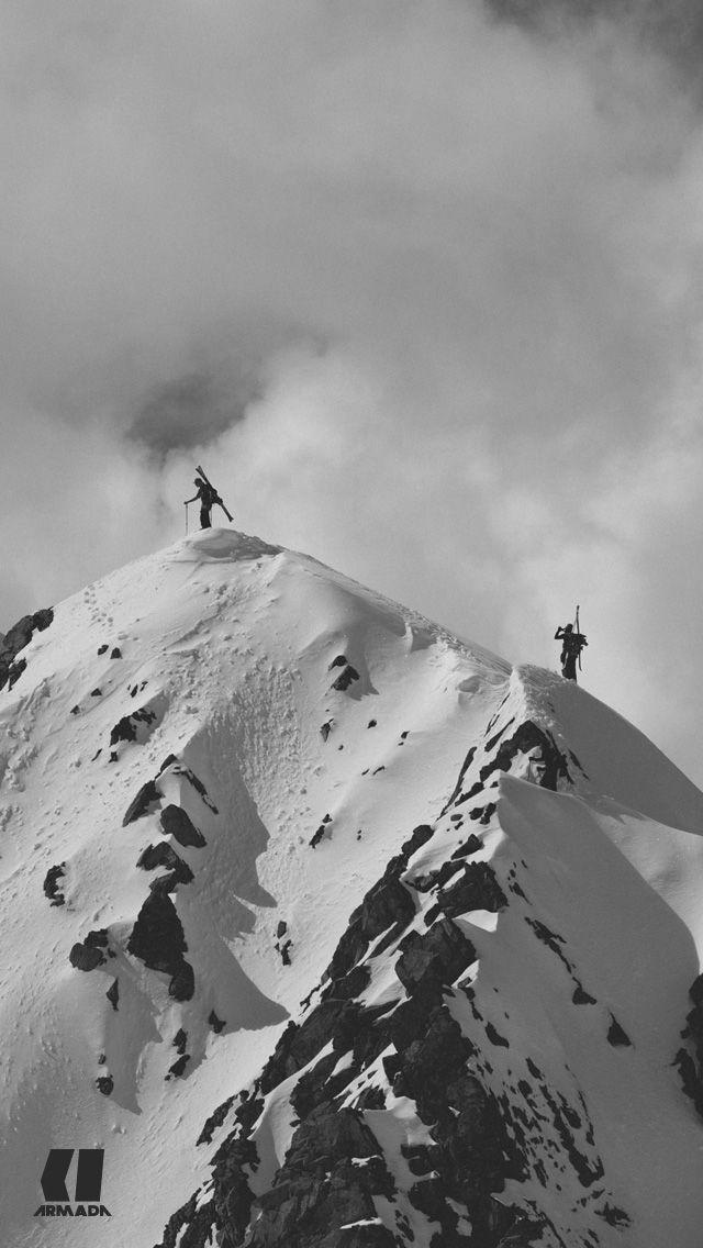 Hike IPhone Nature Wallpaper Mountain