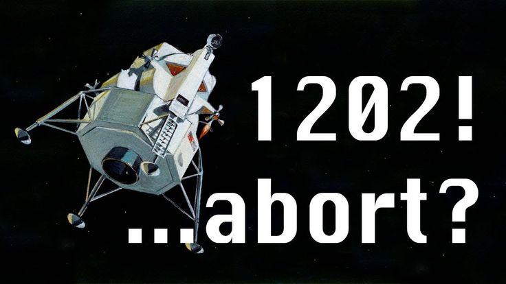 "Liked on YouTube: Apollo 11's ""1202 Alarm"" Explained"