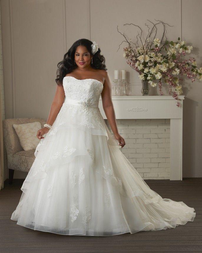 Plus size bridal dresses nz