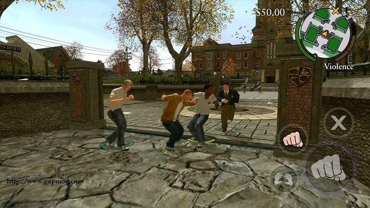 Download Bully: Anniversary Edition v1.0.0.14 Apk + Data Android