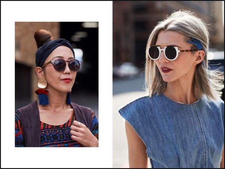 Haarschmuck: Aktuelle Trends und Looks 2017 - Jolie | Einfache Frisuren