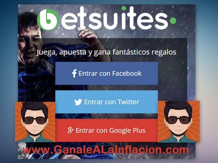 BetSuites - Aposta Gratis y Gana Dinero para PayPal