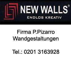NEW WALLS - Kunststeinpaneele Wandpaneele Paneelen